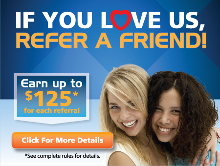 Refer a Friend and Earn $$$$