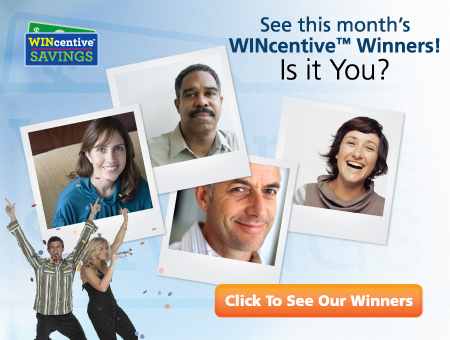 WINcentive - See our Monthly Winners