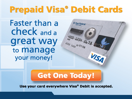 Prepaid Visa Debit Cards